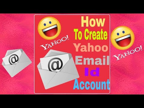 How to make a yahoo account in hindi