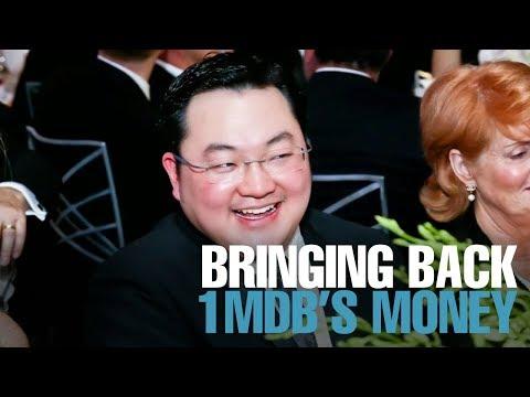 NEWS: Bringing back 1MDB's money