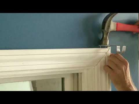 Kwikhang Curtain Rod Brackets Hang Curtains In Seconds!!