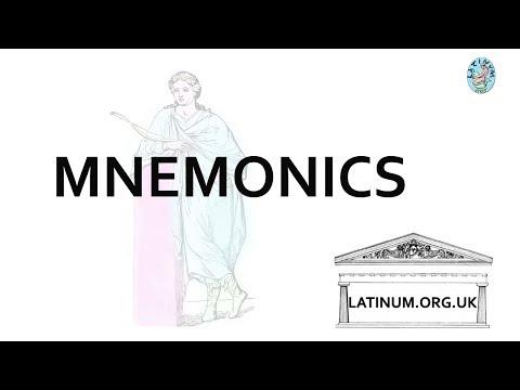 Latinum Mnemonics Memory Systems