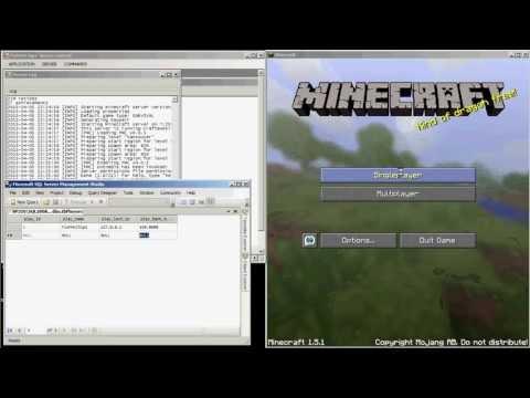 Minecraft Bukkit Server Control 01