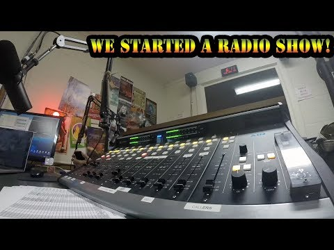 We Have Started A Fishing Radio Show! The Holoholo Hour