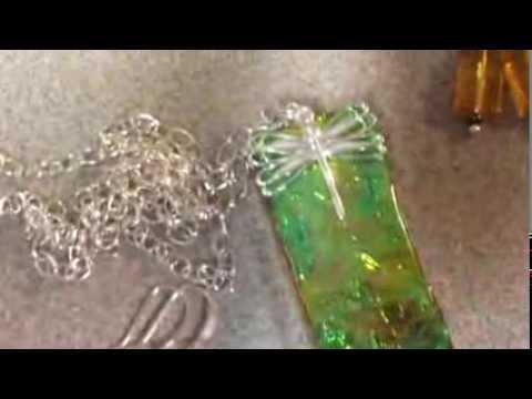 Glass Tile Jewelry