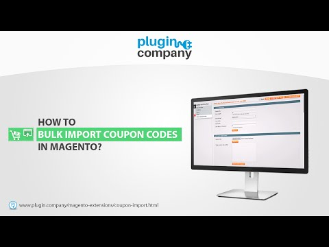 How to bulk import Coupon Codes in Magento? - Plugin Company