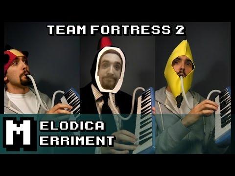 Melodica Merriment - Main Theme (Team Fortress 2)
