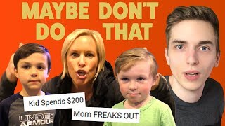 Maybe Don't Do That - Family Vlogs