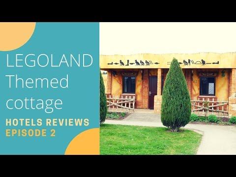 LEGOLAND Germany themed cottage  - Hotels Reviews, Episode 2