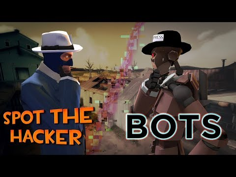 TF2: Spot the Hacker - Cat Bots