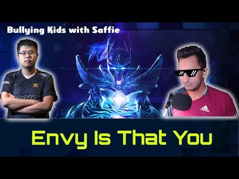 Eternal Envy Is that you ? Bullying Kids With Saffie
