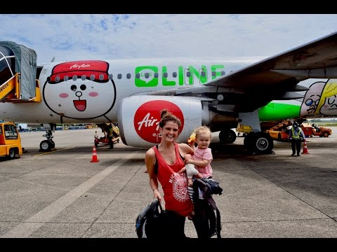 FLYING MALAYSIA to VIETNAM with a TODDLER   FAMILY TRAVEL