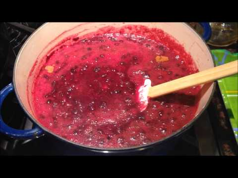 How To Make Blueberry Jam