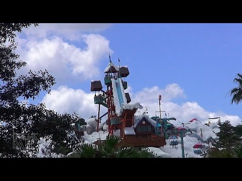 Disney's Blizzard Beach   2015 Tour and Overview   Walt Disney World