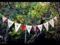 DIY Pennant Banners with Custom Love Gifts