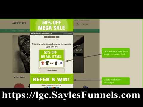 Lead Generation Coupons - Stimulate Sales And Get Leads To Build Your List.