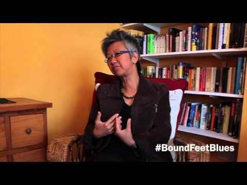 Bound feet and the power of storytelling and writing from personal experience