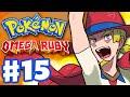 Pokemon Omega Ruby and Alpha Sapphire - Gameplay Walkthrough Part 15 - Secret Base!