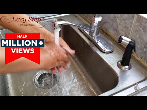 Tips and Tricks: How to fix Low Water Pressure in Kitchen Faucet