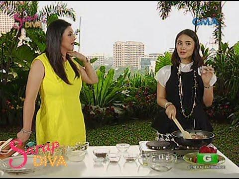 Sarap Diva: Heart Evangelista's Creamy Chicken Pesto Pasta