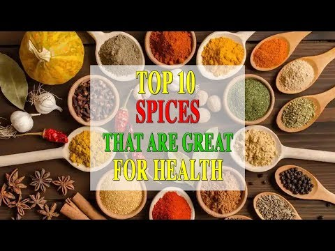 10 SPICES THAT ARE GREAT FOR HEALTH || healthy life ||