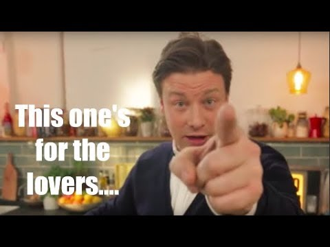 Valentine Mega Mix | Jamie Oliver