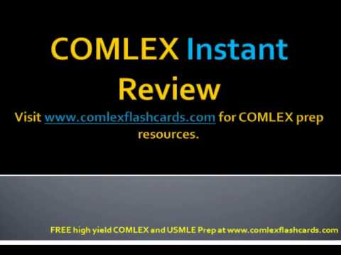 COMLEX USMLE Board Review Lectures Hyperkalemia Fluids and Electrolytes