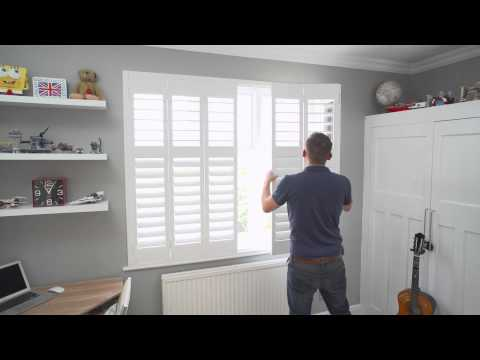Choosing the right frame for your window shutters