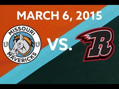 March 6, 2015 - Mavericks Fall Short 3-2 in Shootout Against Rush