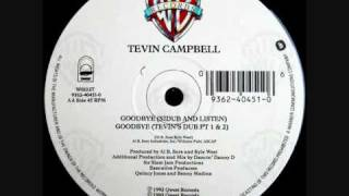 Tevin Campbell - Goodbye ( Tevin´s Dub Pt 1 2 ) 1992