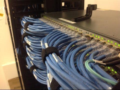 Wiring an Office Network
