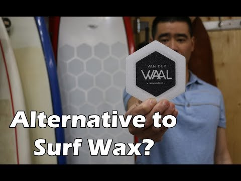 Van der Waal Surf Grip Review