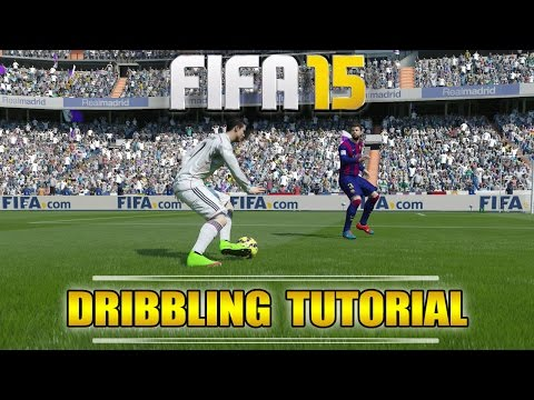 Fifa 16 (15) | Dribbling Tutorial - How to dribble / getting past opponents | Tips & Tricks