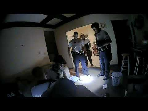 CAUGHT ON CAMERA: Quick arrest of off-campus burglar by CPD patrol & bike officers