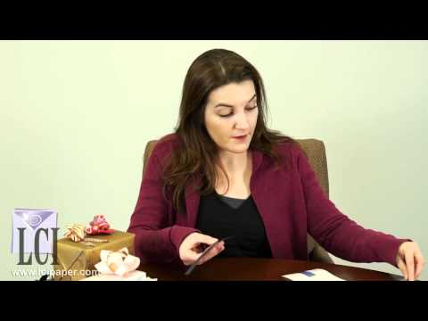 How To Make Gift Bows-DIY Project