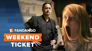 Inferno, Jack Reacher: Never Go Back, Ouija: Origin of Evil | Weekend Ticket