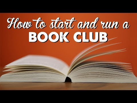 How to Start and Run a Book Club | A Thousand Words