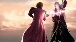 Final Fantacy Crisis Core Dark Angel Genesis Versus Sephiroth By: Willard Elvin Estacio 1080p HD