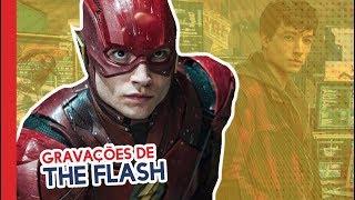 THE FLASH: REVELADA DATA DE INÍCIO DAS FILMAGENS