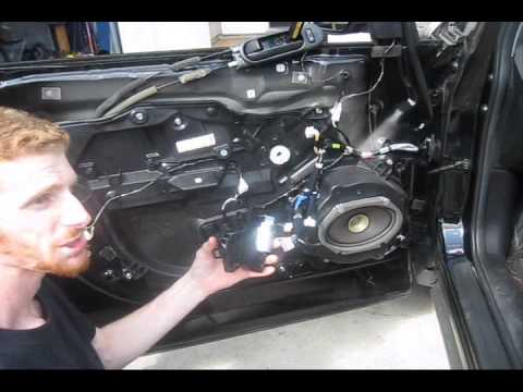 Mazda Cx-7 Window Motor Replacement