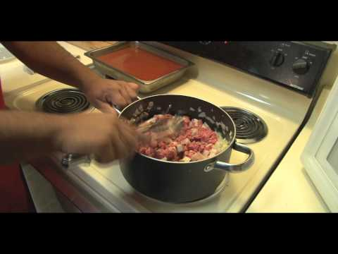 How to Cook Meat Sauce