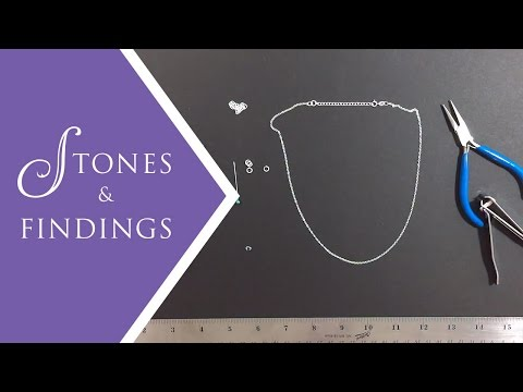 How to Make an Extender for a Necklace or Bracelet