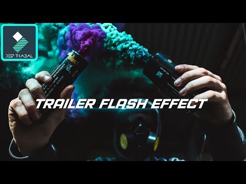 WONDERSHARE FILMORA | HOW TO MAKE | TRAILER | FLASH | TRANSITION | TUTORIAL IN HINDI | DEEP THABAL