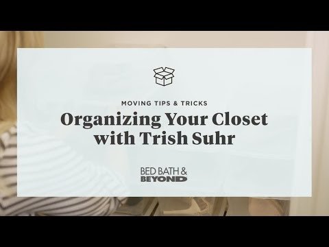 Moving Tips & Tricks: Organizing Your Closet