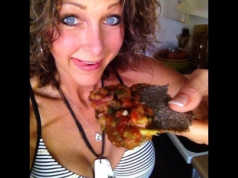 Raw Vegan CHIPS AND SALSA