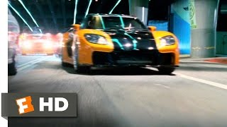The Fast and the Furious: Tokyo Drift (5/12) Movie CLIP - Out of the Garage (2006) HD