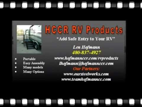 HCCR RV Products Redwood Stair Railing caps-install-01.mov
