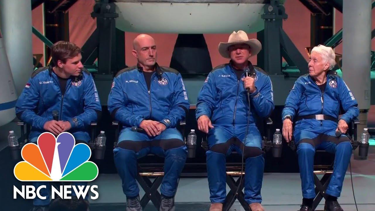 NBC News NOW Full Broadcast - July 20, 2021