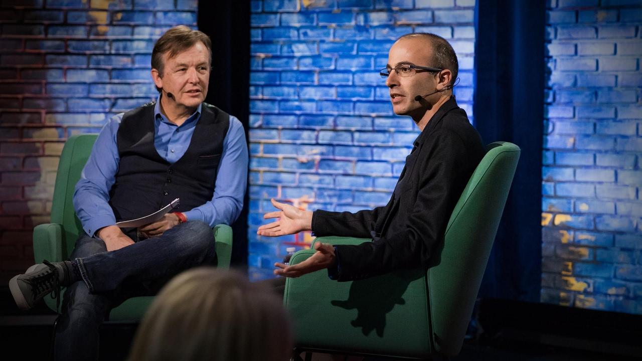 Nationalism vs. globalism: the new political divide | Yuval Noah Harari