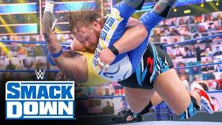 Rey Mysterio vs. Otis: SmackDown, April 16, 2021