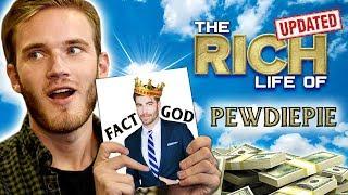 PewDiePie   The Rich Life   Felix Kjellberg Net Worth 2019 ( Money Made / Spent )