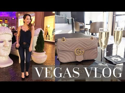 MY OUTFITS, SHOPPING AND J.LO IN VEGAS | VLOG